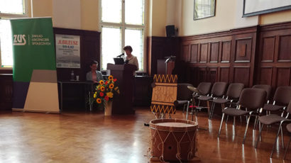 """POPON na Dniu Osób z Niepełnosprawnością   """"Żyj Aktywnie"""" w Chorzowie organizowanym przez ZUS"""