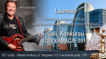 Laureaci Regionalnej Gali XIV Edycji Konkursu LODOŁAMACZE 2019 – Łódź