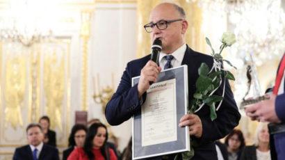 """TV Parlament.pl: """"Nagroda Lodołamaczy wyznacza nowy styl pracy, uwzględniający wrażliwość społeczną"""""""