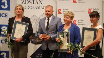 Urząd Miasta Wałbrzych: ZAZ laureatem konkursu Lodołamacze 2019