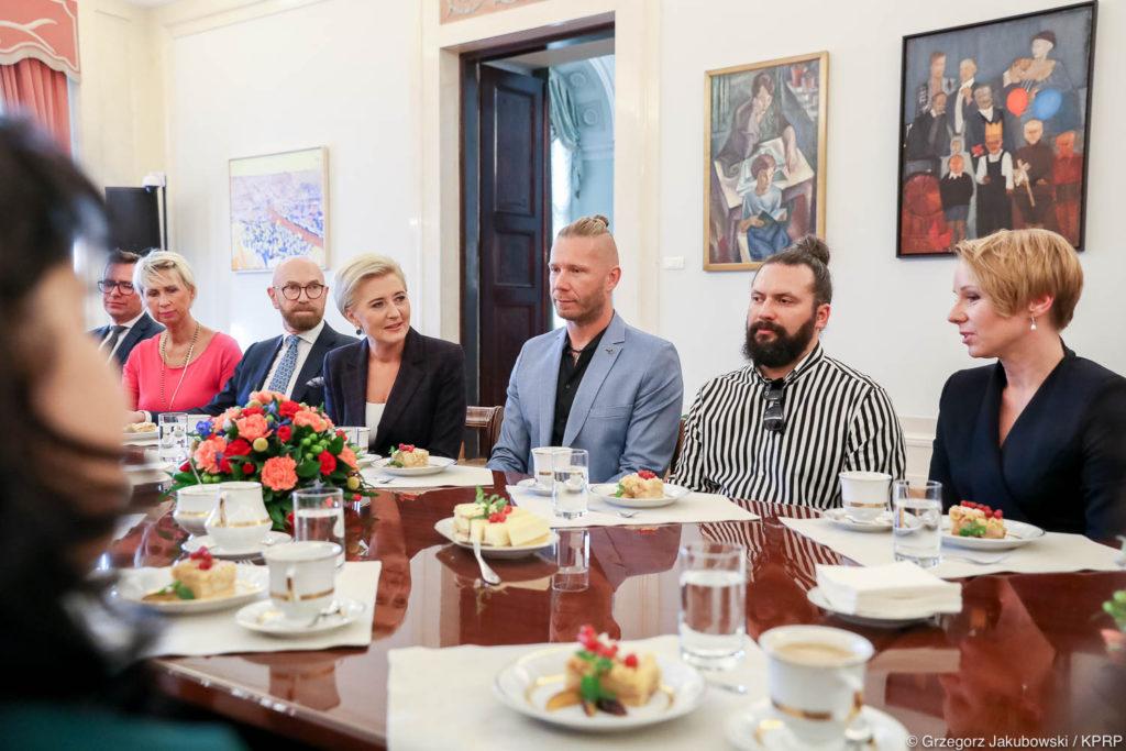 006-Spotkanie-Małżonki-Prezydenta-z-organizatorami-i-laureatami-XIV-edycji-konkursu