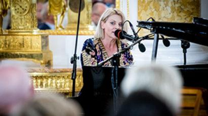 Maria Sadowska na uroczystej Gali Lodołamacze 2019