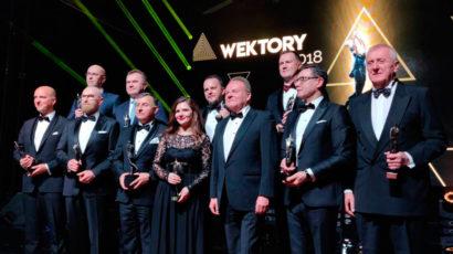 Jan Zając laureatem Wektora 2018 – Serdecznie gratulujemy