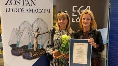 Zlotowskie.pl: Prestiżowa nagroda dla Fundacji Złotowianka