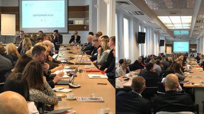 """POPON na spotkaniu w Ministerstwie Inwestycji i Rozwoju """"Program Dostępność Plus"""""""
