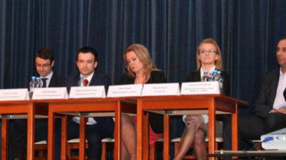 Udział POPON w debacie z kandydatami do Europarlamentu
