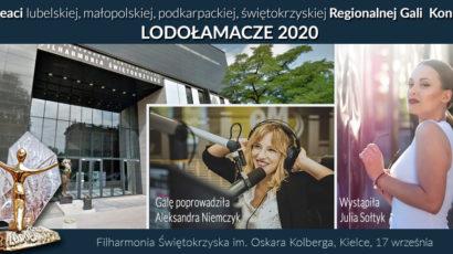 Laureaci lubelskiej, małopolskiej, podkarpackiej, świętokrzyskiej Regionalnej Gali XV Edycji Konkursu LODOŁAMACZE 2020