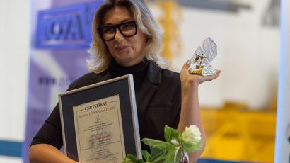 TVP3 Warszawa: Małgorzata Szumowska Dyrektor Niewidzialnej Wystawy Warszawa o Konkursie Lodołamacze 2020