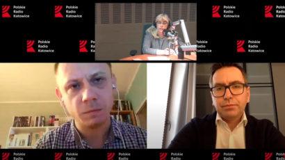 """Radio Katowice: Niepełnosprawni na rynku pracy. Krzysztof Kosiński w programie """"Temat do dyskusji"""""""