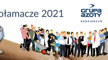 Grupa Azoty ZAK laureatem konkursu LODOŁAMACZE 2021